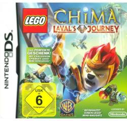 Warner Bros. Interactive LEGO Legends of Chima Laval's Journey (NDS) Játékprogram