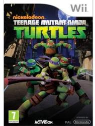 Activision Teenage Mutant Ninja Turtles 2013 (Wii)