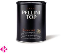 Pellini TOP Arabica 100%, őrölt, 250g