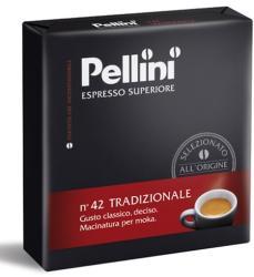 Pellini Tradizionale, őrölt, 500g