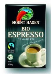 Mount Hagen Bio Espresso, őrölt, 250g