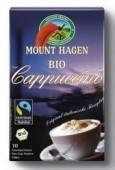 Mount Hagen Capuccino, instant, 10 x 12.5g