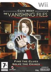 Destineer Cate West The Vanishing Files (Wii)