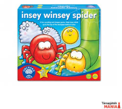 Orchard Toys Inci-finci pókocska
