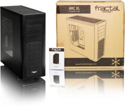 Fractal Design Arc XL Window
