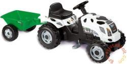 Smoby Tehenes Bull traktor 33352