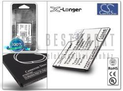 Utángyártott Samsung Li-Ion 2600 mAh EB-BA650AE