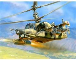 Zvezda Kamov Ka-50 SH `Night Hunter` 1/72 7272