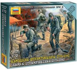 Zvezda German Sturmpioniere 1/72 6110