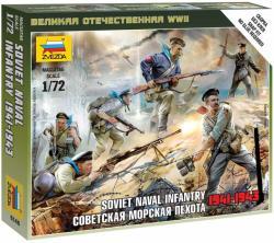 Zvezda Soviet Naval Infantry 1/72 6146