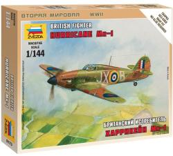 Zvezda Hurricane Mk.I 1/144 6173