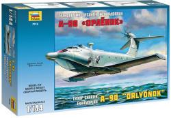 Zvezda Ekranoplan Alexeyev A-90 Orlyonok 1:144 7016