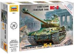 Zvezda IS-2 Stalin 1/72 5011