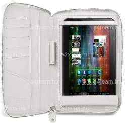 "Prestigio Universal Case & Stand with Zip Closure 8"" - White (PTCL0108WH)"