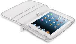 "Prestigio Universal Case & Stand with Zip Closure 9.7""-10.1"" - White (PTCL0110WH)"