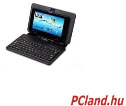 MyAudio Tablet Case with Keyboard 7""