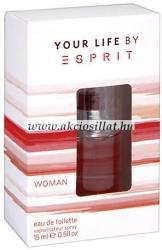 Esprit Your Life Woman EDT 15ml