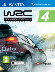 Bigben Interactive WRC 4 FIA World Rally Championship (PS VIta)