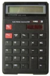 Citizen SDC-848