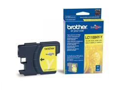 Brother LC1100HY-Y High Yield Yellow
