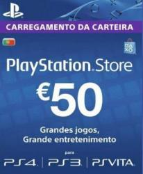 Sony PlayStation Network Card 50 EUR