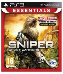 City Interactive Sniper Ghost Warrior [Special Edition-Essentials] (PS3)