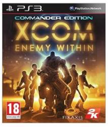 2K Games XCOM Enemy Within Commander Edition (PS3)