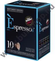 Caffé Vergnano Decaffeinato (10x5g)
