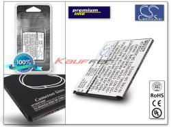 Utángyártott Samsung Li-Ion 2100 mAh EB-BA650AC