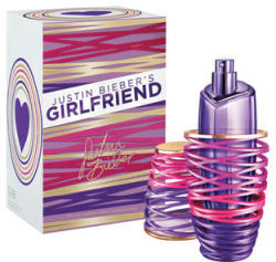 Justin Bieber Girlfriend EDT 100ml