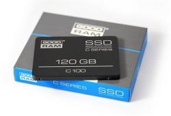 """GOODRAM C100 2.5"""" 120GB SATA 3 SSDPR-C100-120"""