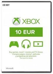 Microsoft Xbox Live Card 10 EUR
