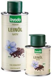 Byodo Bio lenolaj 100ml - nativ-szűz