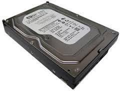 Western Digital 160GB 2MB 7200rpm SATA2 WD1600AABS