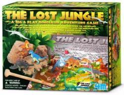 4M Régészeti társasjáték - Dinoszaurusz világ