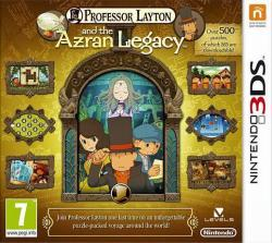 Nintendo Professor Layton and the Azran Legacy (3DS)