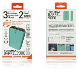 TUNEWEAR Tunemax Barrel 9000mAh