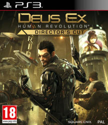 Square Enix Deus Ex Human Revolution [Director's Cut] (PS3)