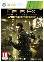 Square Enix Deus Ex Human Revolution [Director's Cut] (Xbox 360)