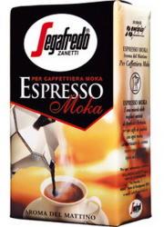 Segafredo Espresso Moka, őrölt, 250g