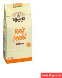 Bauckhof Bio gluténmentes rizsliszt teljes kiőrlésű 500g