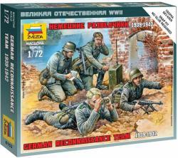 Zvezda German Reconnaissance Team 1/72 6153