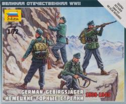 Zvezda German Gebirgsjager 1/72 6154