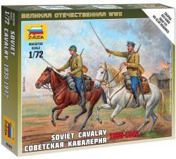 Zvezda Soviet Cavalry 1/72 6161