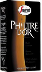 Segafredo Philtre d'Or, őrölt, 250g