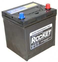 Rocket 50Ah 450A jobb+