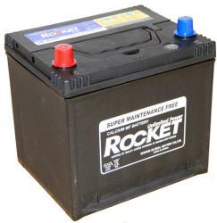 Rocket 54Ah 560A Bal+