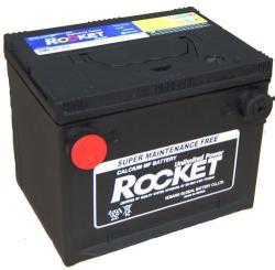 Rocket 66Ah 710A Bal+ (SMF 75-710)