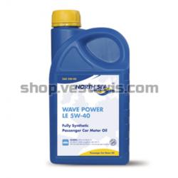 North Sea Lubricants NSL WAVE POWER LE 5W-40 1L