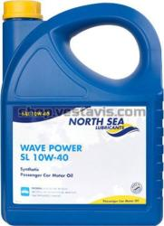 North Sea Lubricants NSL WAVE POWER SL 10W40 4L